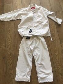 Blitz kids karate suit 120cm