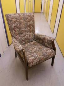 Vintage Parker Knoll armchair