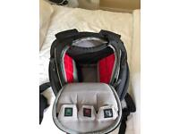 Camera (SLR) rucksack/ case