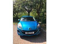 Mazda, 3, Hatchback, 2010, Manual, 2184 (cc), 5 doors