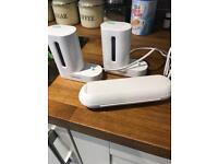 Philips sonic care Chargers and travel case
