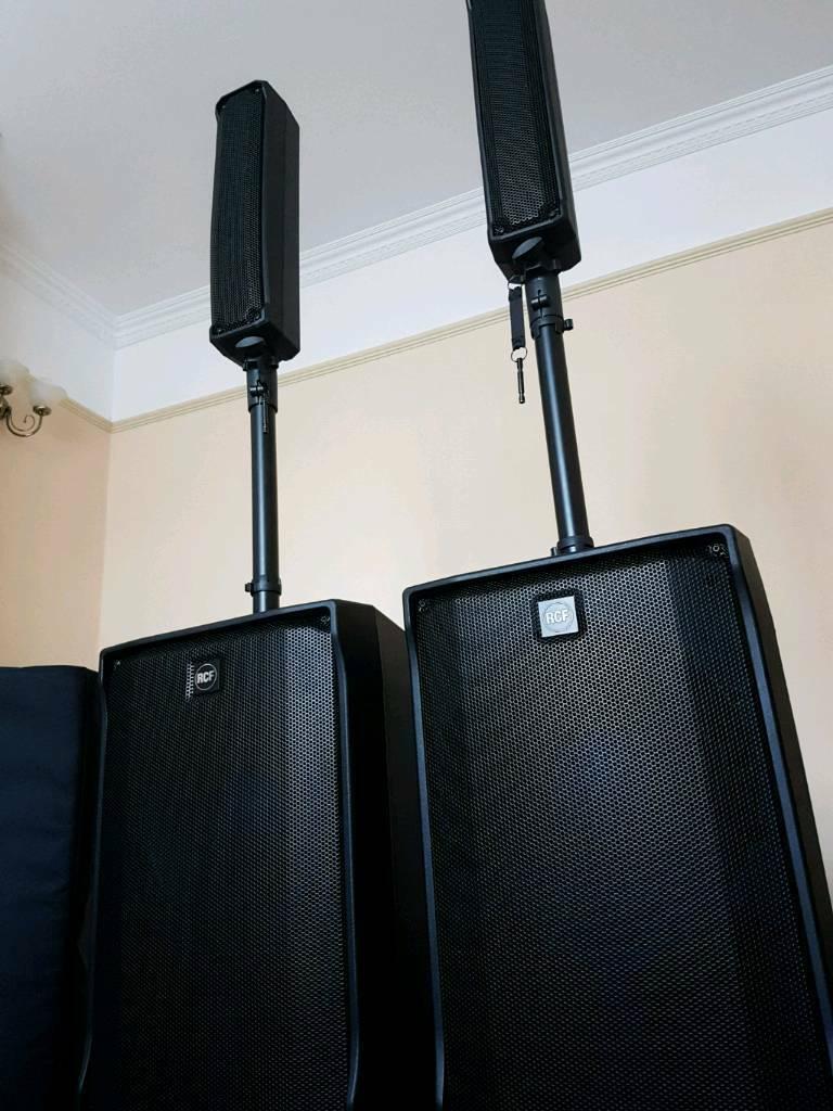 RCF Evox J8 Active Speakers (Pair) | in Bexleyheath, London | Gumtree