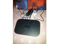 Sky er115 Q wireless router hub modem latest model