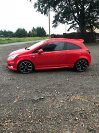 Vauxhall Corsa VXR 1.6 Turbo no modifications