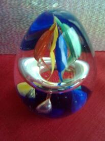 Egg Paper Weight