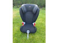 Britax Romer Kidfix SL car seat 15-36kg