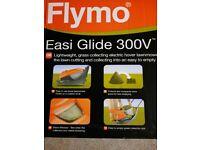 FLYMO EASY GLIDE 300V - HARDLY USED £50