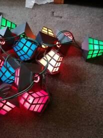Vintage Xmas lights