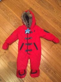 Brand New Lily and Jack snowsuit 6 - 9 mnths