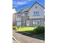 Magnificent 5 Bedroom Detached House available to let in Aberdeen