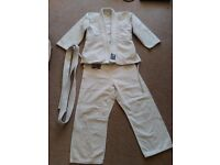 Judo suit, age 8-9 years, 125-134cm height