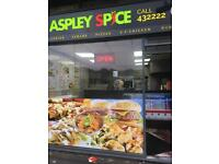 Aspley spice