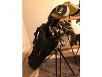 Golf set, Nike, Taylormade