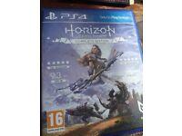 Horizon zero dawn complete edition game for PS4