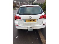 Vauxhall Astra ESTATE TAXI 2013