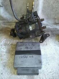 Ford transit 115/125 diesel fuel injection pump, 2003 to 2006