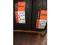 215/55/18 99V XL BRAND NEW TYRE DAVANTI 2155518