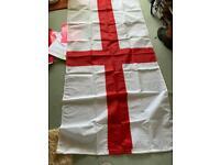 2yd Sewn St George's Flag