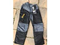 Genuine STIHL ForestWear trousers Class A