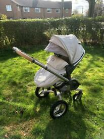Silver Cross Surf Timeless Special Edition Travel System