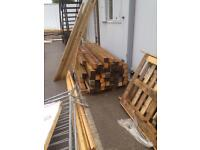 4x4 treated timber posts
