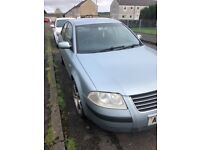 Passat for sale- needs some work doing