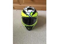 AVG Valentino Rossi helmet replica