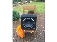 Vibe subwoofer/ amplifier 1200 watts slr 12""