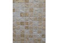 Travertine Looking Porcelain Tiles (Mosaic Style)
