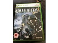 Xbox Call Of Duty 2