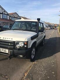Land Rover Discovery 2 v8 automatic only 75000 miles