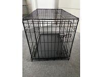 Small Dog Training/Transportation Crate