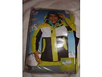 BOYS SKI JACKET AND GIRLS LIGHT WEIGHT THERMAL JACKET