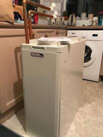 Aquair s-10 water to hot air heater unit 1 year old