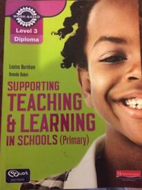 Teaching and learning in school primary