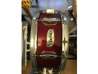 Mapex snare + stagg tom