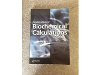 Fundamentals of biochemical calculations textbook, second edition
