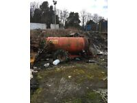 SLURRY TANK FOR SALE, OPEN TO OFFERS