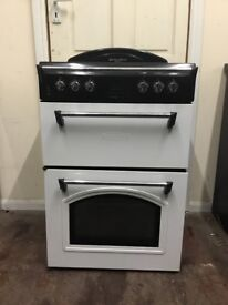 Leisure electric cooker 60cm ceramic double oven 3 months warranty free local delivery!!!!!