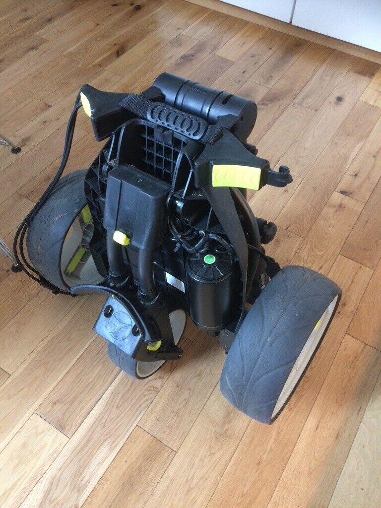 Motocaddy M1 DH1 Golf Trolley, Battery and Car Bag | in Kirkcaldy, Fife |  Gumtree