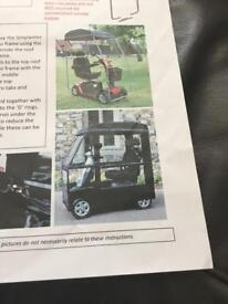 Hi new fits rascal mobility scooter with instructions cost£300