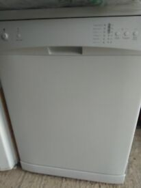 Currys Essentials dishwasher, 12 place settings, in mint condition, hardly used.