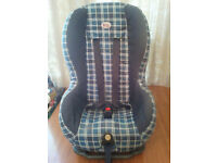 CAR SEAT, BRITAX, FREEWAY DECARTERET, 9 - 18 kg, UNIVERSAL,SUITABLE FROM 6 MONTHS TO 6 YEARS OLD
