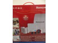 Honeywell wireless home alarm system