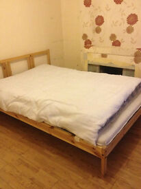 A beatiful large double room in West London in this very lovely house ! ! ! All Bills Included ! ! !