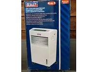 Sealey Air cooler Heater Air purifier Humidifier remote control - complete stand alone