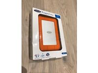 LaCie 2TB - USB 3.0 External Hard Drive - Used Perfect Condition x 2