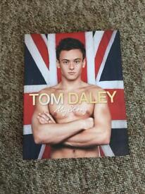 Tom Daley autobiography