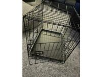 Small dog cage (foldable)