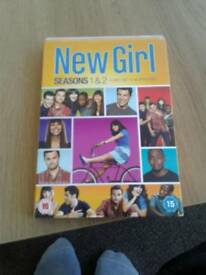New girl season 1 & 2